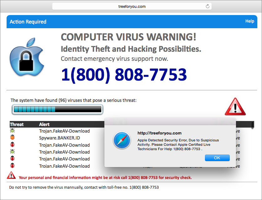 PSA: Beware Tech Support Scams! | Mid-Atlantic Computer